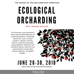 Ecological Orcharding