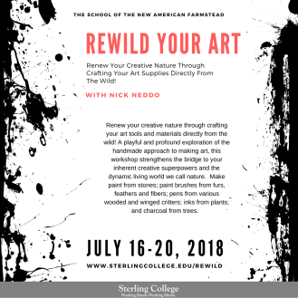 Rewild Your Art