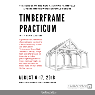 Timber Frame Practicum