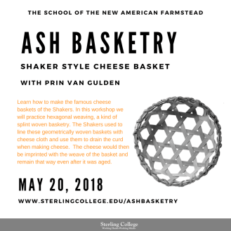 Ash Basketry