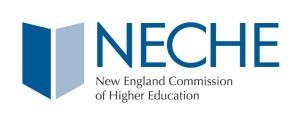 logo for the New England Commission of Higher Education
