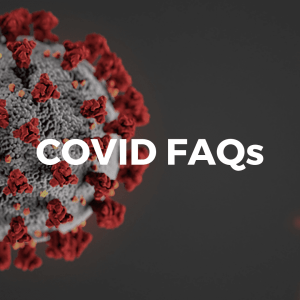 COVID FAQs Button