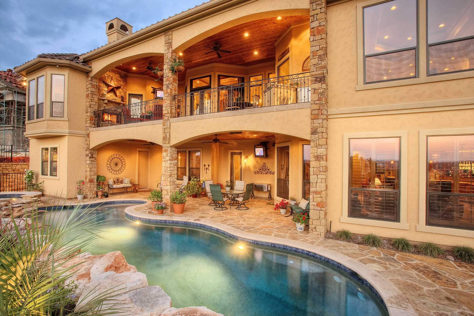 Texas Traditional 5080  Sterling Custom Homes