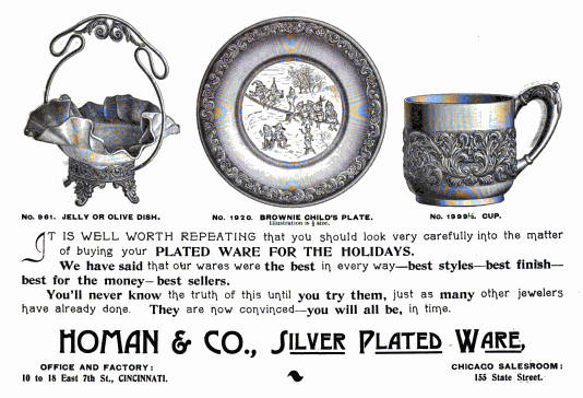 Silverplate Marks