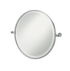 concealed round tilt mirror