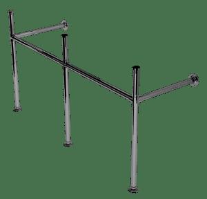 artisan three leg basin stand