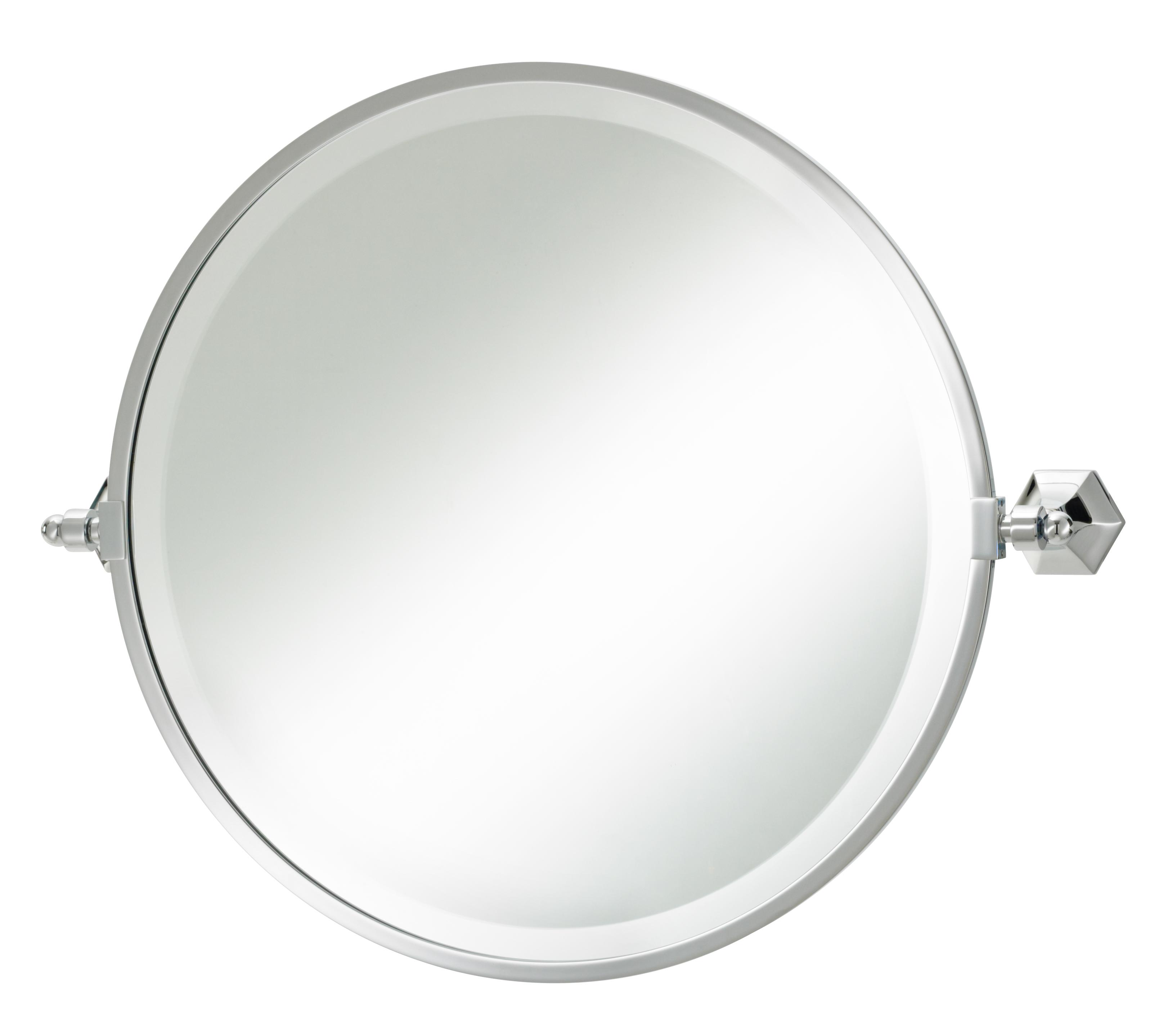 Craftmaster Round Tilt Mirror