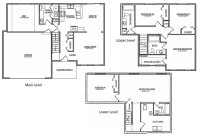 Tri Level House Floor Plans 20 Photo Gallery - House Plans ...