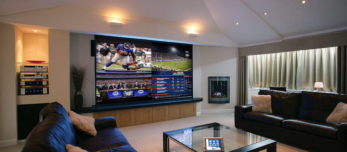Dreaming of a man cave, home recording studio, bar, game room, or home theater? Home Automation System | San Antonio & Boerne, Texas