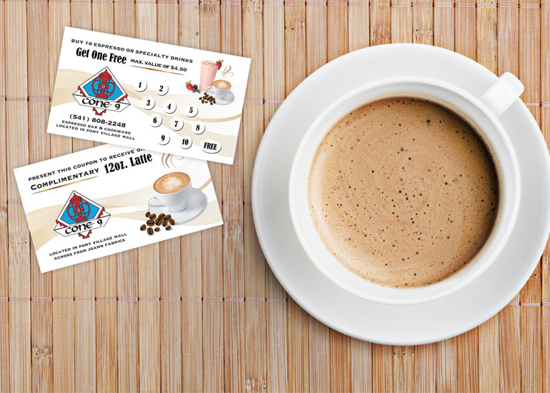 Cone 9 Espresso Bar & Cookware