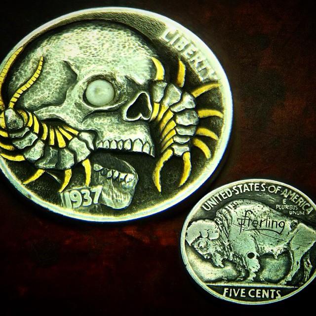 Skull_Centipede_Hobo_Nickel_16