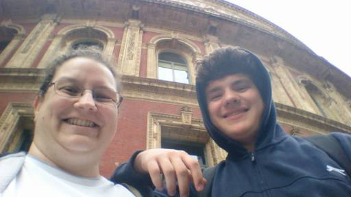 Royal Albert Hall September 2015