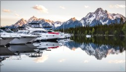 My personal favorite of the bunch. Arrived at this corner of Jackson Lake right at sunset for the perfect photo-op