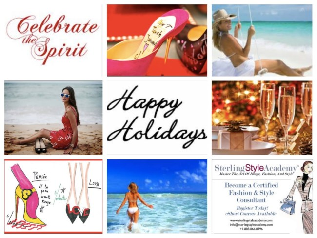 Happy Holidays | Sterling Style Academy