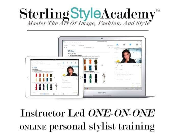 Sterling Style Academy Onine Personal Stylist Training