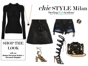 Street Style Milan | Online Personal Shopper - Sterling Style Academy