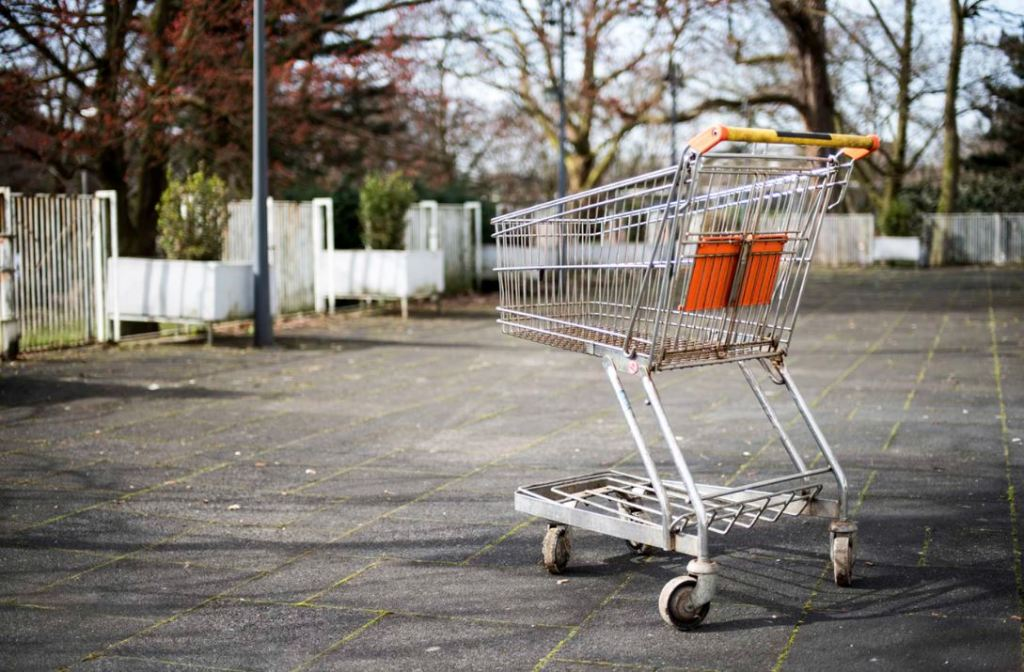 This Is How To Draw A Simple Shopping Cart