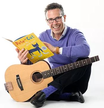 Writer Eric Litwin Does His Shortest Interview Ever