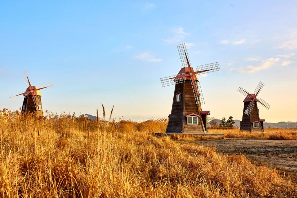 This Is How To Draw A Simple Windmill