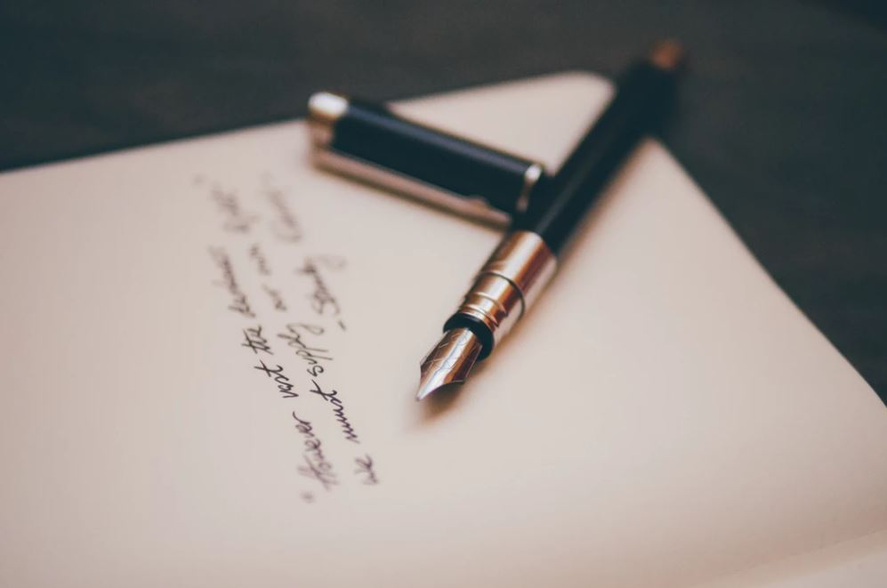How To Start A Letter