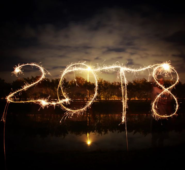 100 Things That Made My Year – 2018