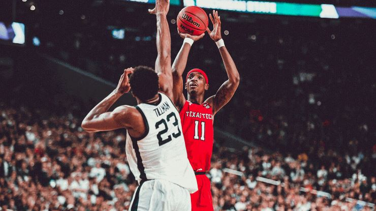 Texas Tech Men's Basketball, 2019