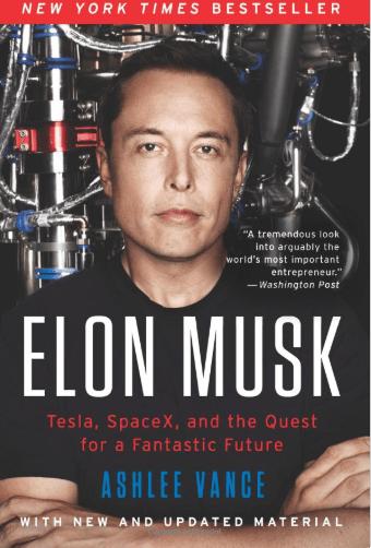 Elon Musk, By: Ashlee Vance