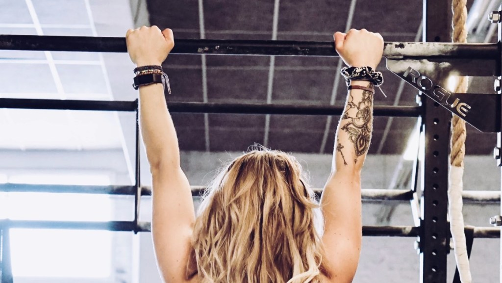 How To Get Better At Pull Ups