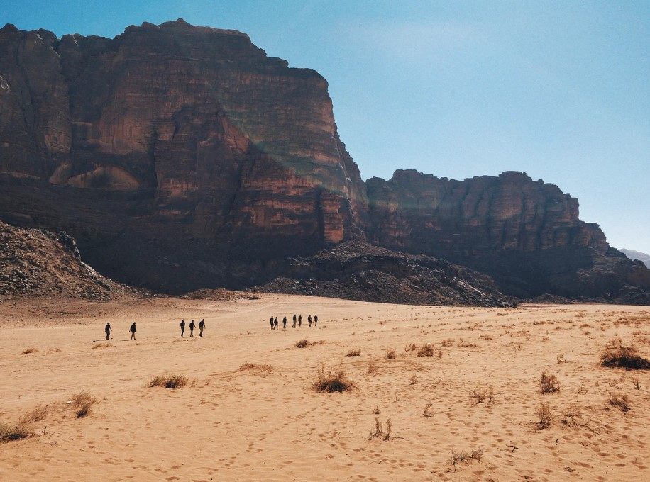 The Sands Of Arabia