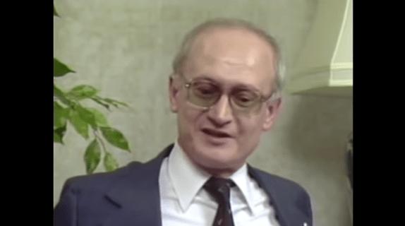 Yuri Bezmenov Interview
