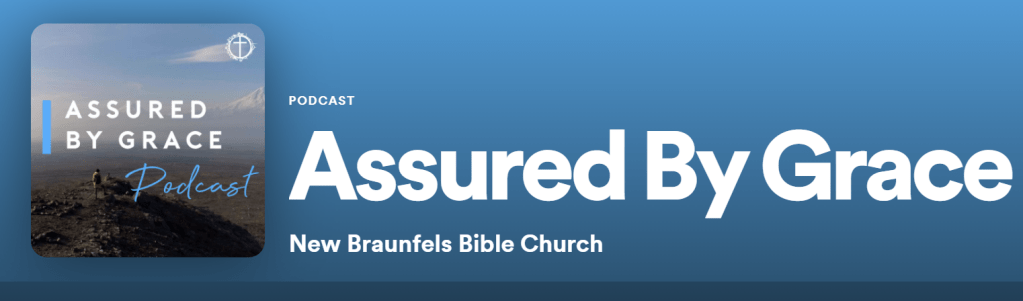 Assured By Grace Podcast