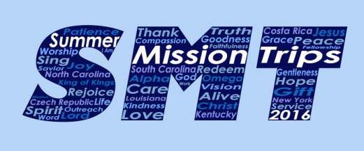 Mission Trip Prayer Partners
