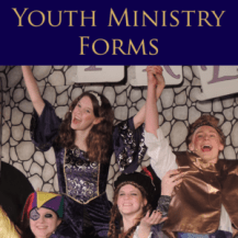 Youth Ministry Forms