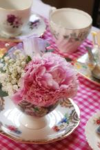 United Methodist Women Tea