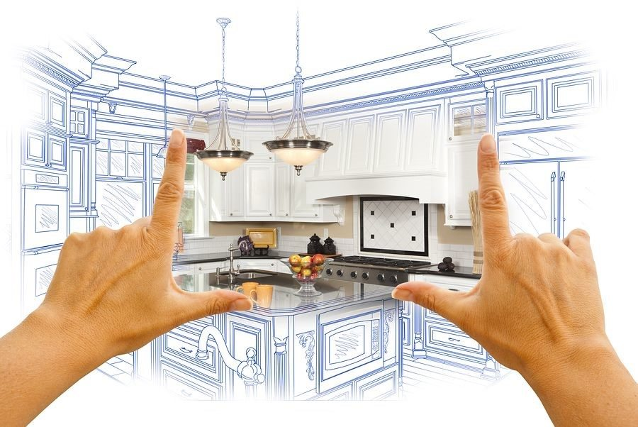 Let a Professional Contractor Help Execute Kitchen Remodeling Ideas