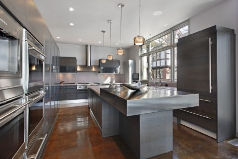 Kitchen Remodeling in Atlanta Is Industrial Chic Your Design Ideal