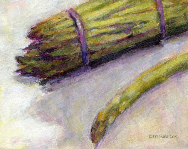 Motivation. Study, Asparagus