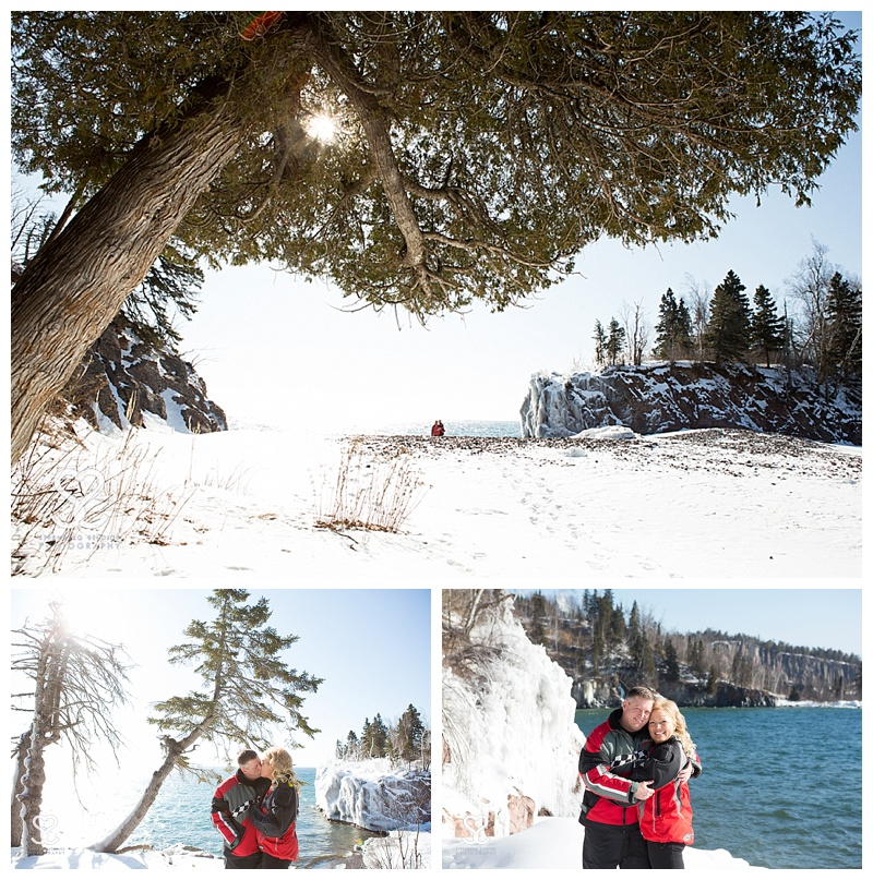 Winter, weddings, wedding photography, north shore, tetteguche state park, minnesota