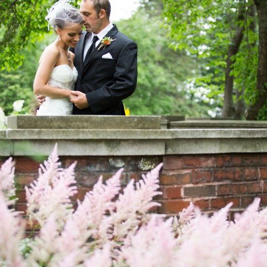 glensheen mansion, garden wedding