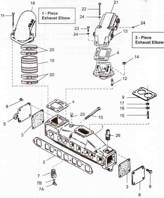 Mercury Marine 175XR2 Hp Sport Jet Outboard Repair Manual