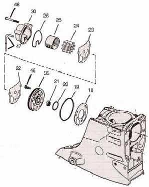 OMC Cobra upper gearcase repair on boat *See video