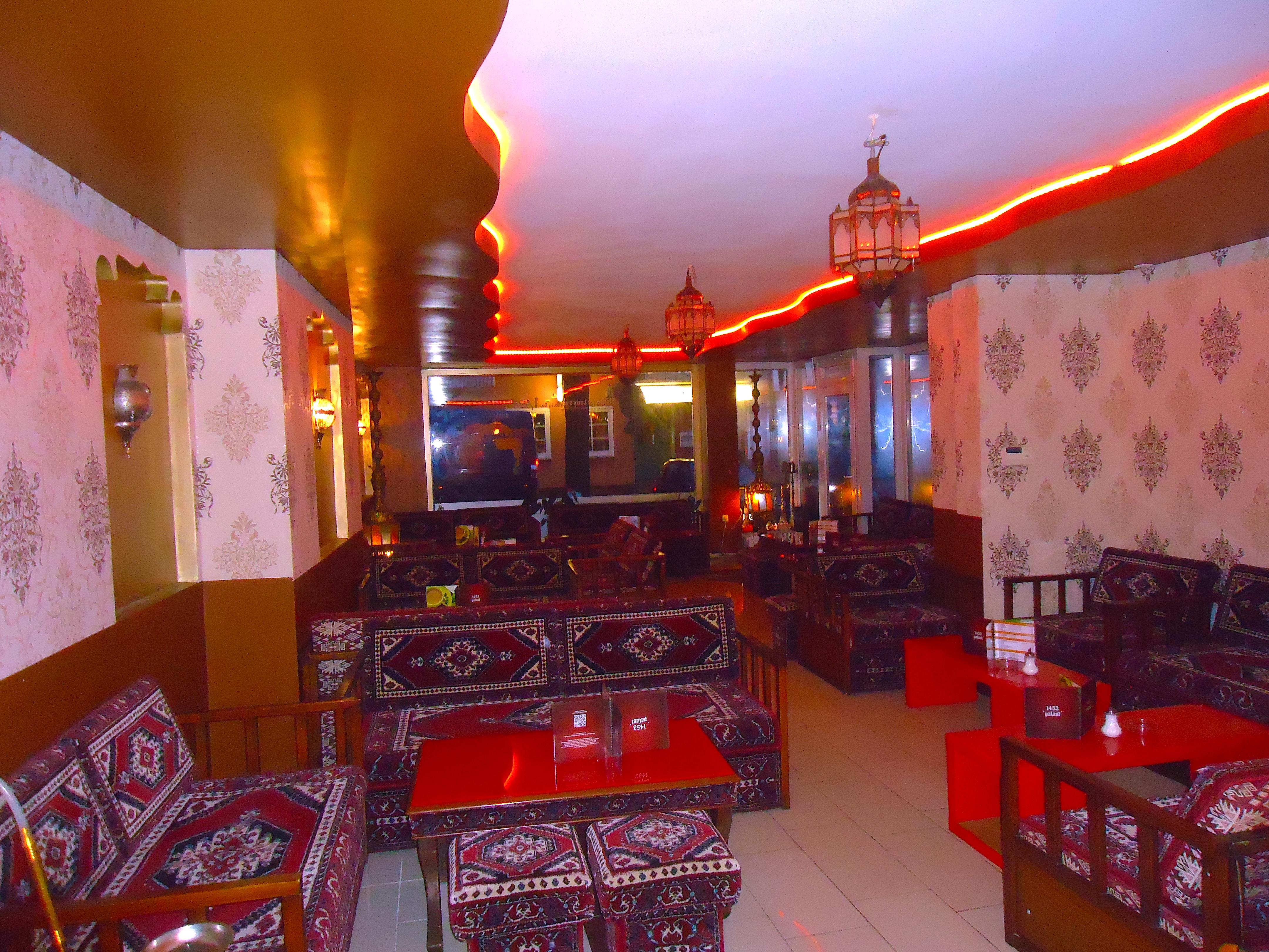 Shisha Bar  Cocktail LoungeCafOrientale Restaurant  STERN IMMOBILIEN  VERKAUF  VERMIETUNG
