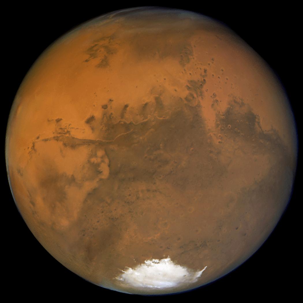 Faszinazion Mars