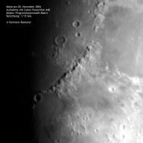 Mondformation Montes Apenninus
