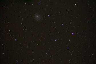 Spiralgalaxie Messier 101