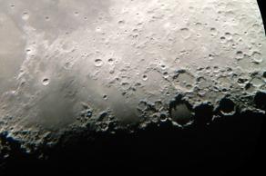 Mond am 1. Juni 2013