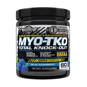 TKO Extreme Pre-Workout