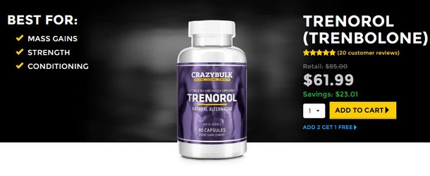 Trenbolone Cycle: Does It Work? Mind-Blowing Results! [2019