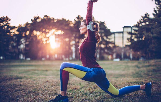 Warm Up exercises types