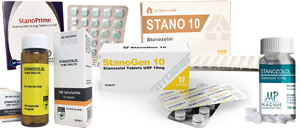 Winstrol anabolic steroids